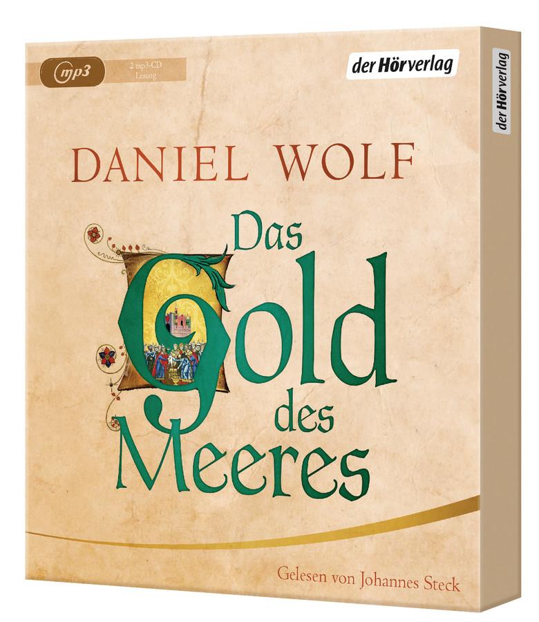Das Gold des Meeres - MP3-CD - Hörbuch - Lesung