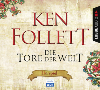 Die Tore der Welt - Hörspiel - Ken Follett - MP3-CD